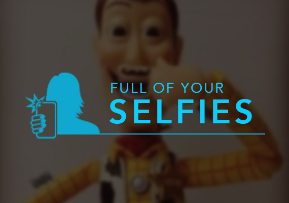 Full of your Selfies